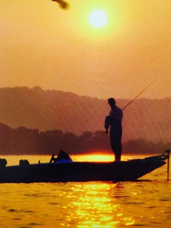 釣り…たい!