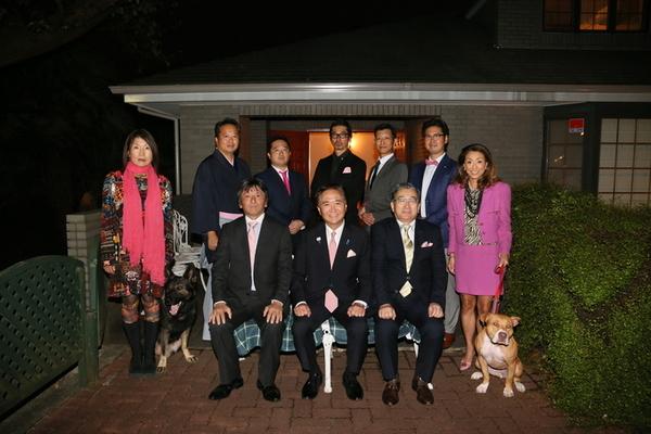横浜ドッグウィーク チャリティ ディナーパーティー